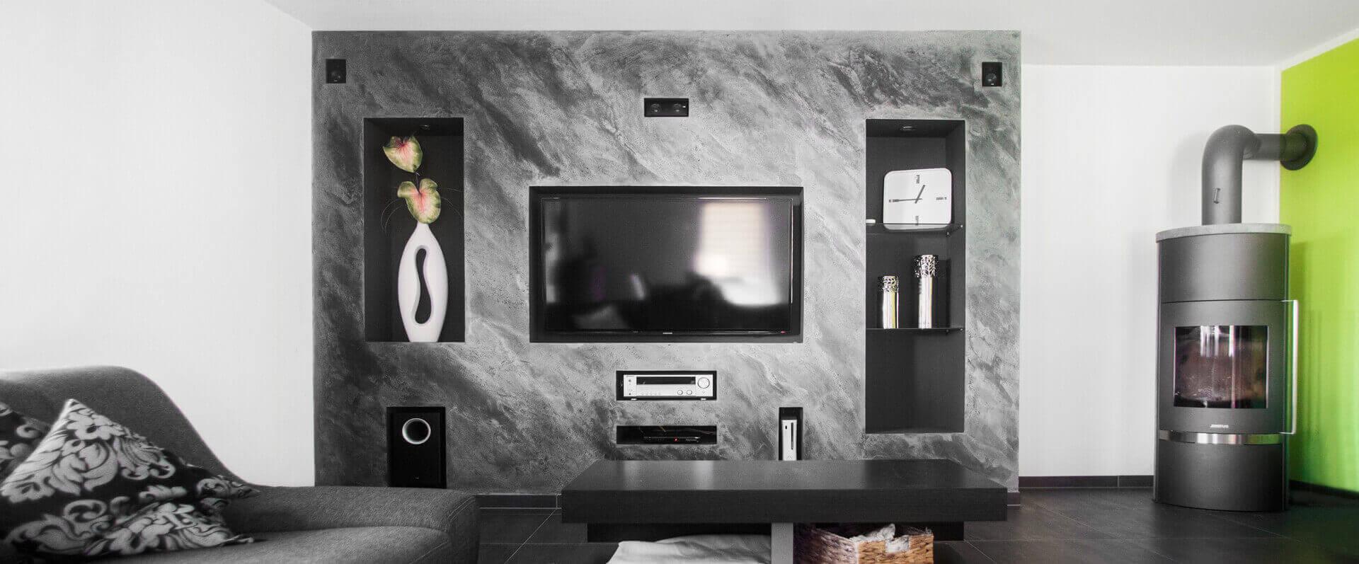 Innenausbau hg raumdesign gmbh for Raum design