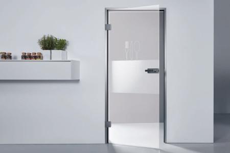 Innentueren-Esszimmertuere-Kuechentuere-Milchglas-Glasdekor-HG-Raumdesign