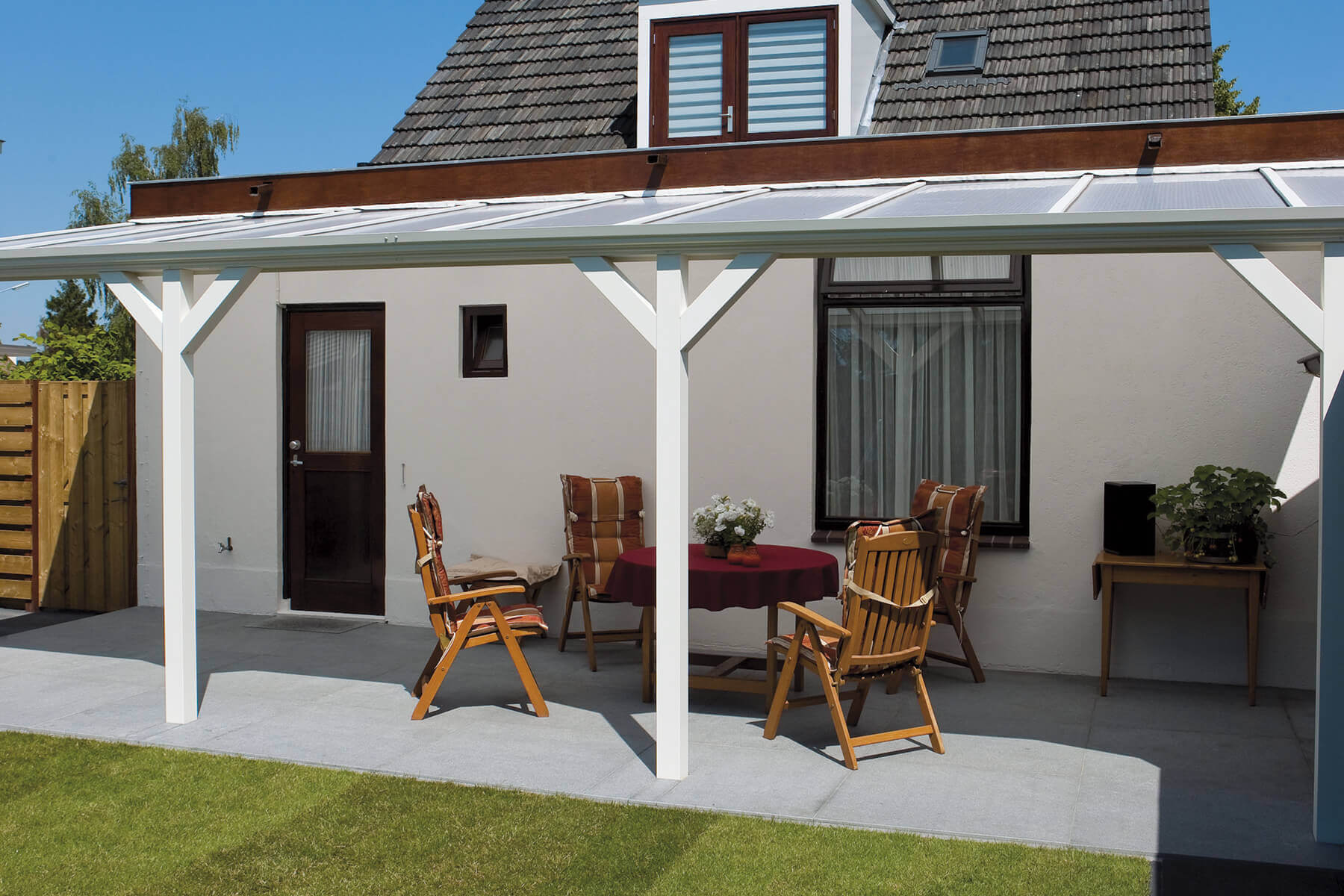 terrassen berdachungen hg raumdesign gmbh. Black Bedroom Furniture Sets. Home Design Ideas
