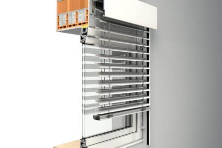 Vorbau-Raffstore-Fassadenraffstoren-schienengefuehrt-sonnenschutz