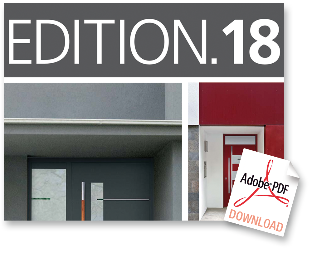 PDF Download Katalog EDITION.18 Köster Aluminium
